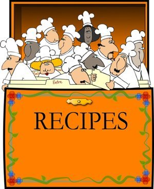My Favorite Recipe Sites